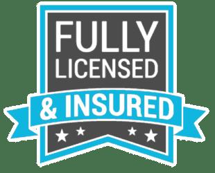 Licensed & Insured
